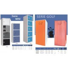 Serie mini y golf